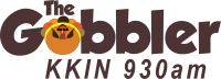 The Gobbler Logo Brown