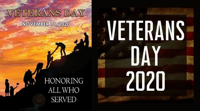 Veterans Day 2020