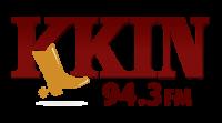 KKIN FM Logo