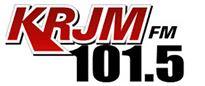 KRJM Logo