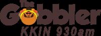The Gobbler Logo Brown