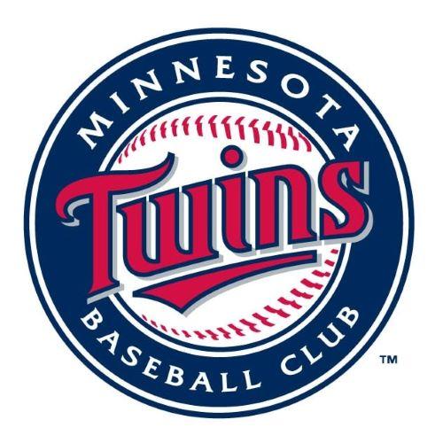 Minnesota Twins Official Logo-Sm