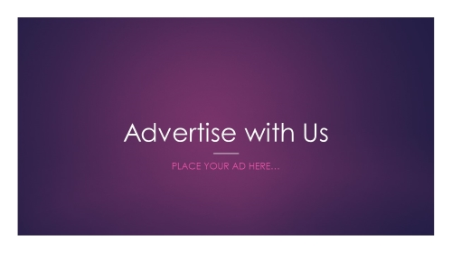 Advertise Here - 3 (500 X 280)