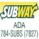 Subway Ada 170x170